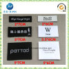 Mejor escritura de la etiqueta tejida ropa de encargo superior de la talla (JP-CL054)