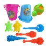 Aufblasbarer pp.-vorbildlicher Sand personifiziertes Strand-Spielzeug