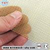 Acoplamiento de alambre de cobre amarillo para la impresión