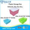 Hochwertiger Plastikplastikablagekasten der produkt-25L 35L 45L 55L