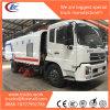판매를 위한 중국 제조 Dongfeng 4*2 도로 청소 스위퍼 트럭
