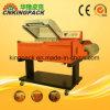 Túnel de calor máquina de embalagem de corte de encolhimento térmico
