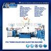 Disco de três cores de PVC máquina de injeção