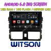 Witson 10,2 большой экран Android 6.0 DVD для Toyota Vios 2014