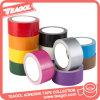 Golpecito coloreado del paño del papel de arte, cinta del capataz del conducto del paño