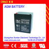 12V 4ah AGM Solar Battery van Rechargeable