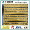 Hilados de distintos colores de la seda y tela de algodón de la tela cruzada que brilla