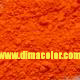 Arancio incapsulato 9270 (PO22, 1786) del molibdato