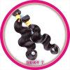 3Aバージンの未加工インドの毛の卸売(KBL-IH-BW)