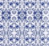 Blad van het Roestvrij staal van de Laminering van pvc het Textiel Decoratieve