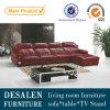Софа Китая кожаный, живущий мебель комнаты, качество цены по прейскуранту завода-изготовителя хорошее (A818)