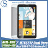 タブレットAndroid Mtk6572 2g GSM Phone Call Tablet (PMD724J)