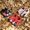 Ботинки Mary Jane девушок ботинок малышей Princess Одевать вверх Cosplay студня сандалий девушки детей для высокого качества выставки танцы этапа
