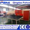 Máquina de perfuração mecânica da torreta do CNC