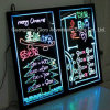 LED Writing Board 또는 Advertizing Light Boxes/LED Writing Signboard