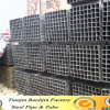 Ms Low Carbon Welded Steel Rectangular Pipe