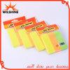 Кубика памятки хорошего качества примечания цветастого липкие для офиса (SN015)