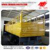 De Aanhangwagen van de Doos van de tri-as met ISO 9001 voor Afrikaanse Markt