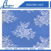 Lace di nylon Fabric per Garment del Lady (Lp127)