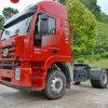 Cabeça do trator de Iveco Hongyan com o caminhão do trator do motor 4X2 do cursor