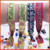 Partie tissu tissé bracelet colorée (PBR028)