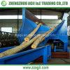 Máquina de desembarque do registro de madeira amplamente utilizado da floresta da máquina de casca da casca de árvore para a venda