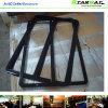 Kundenspezifische schwarzes Puder-umhülltes Blech-Metallherstellung