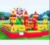 Kinder federnd Castle für Outdoor (FC-023)