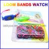 創造的なDIYの子供のおもちゃキットの一定の虹の織機はブレスレットの腕時計にバンドを付ける