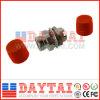 De Adapter van de Optische Vezel van het Type FC/PC van metaal