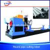 De hete CNC van de Bundel van de Buis van het Staal van de Pijp van de Verkoop Naadloze Het hoofd biedende Machine van het Knipsel van Plasme van de Vlam