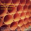 Tubo plástico - alambre del PVC y tubo del cable