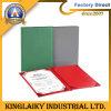 Dossier de dossier de papier coloré promotionnel avec logo d'impression (MF-07)