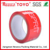 48mm Red Colour BOPP Packing Tape