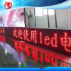 2016 P10 étalage imperméable à l'eau de signe de la couleur rouge DEL