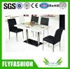 Tienda de café mesa y sillas y mesa de comedor en venta (DT-16)