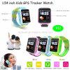 Neuer entwickelter grosser Touch Screen GPS-Verfolger für Kinder (Y12)