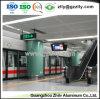 ISO9001 алюминиевые опоры маятниковой подвески на заводе Акустические панели для станции метро