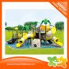 Multifunktionsspielplatz-schiebt im Freienkind-Platz-Spiel-Bereichs-Gefäß für Verkauf