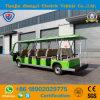 17 lugares turísticos eléctrico carro com marcação CE e o certificado SGS