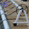 プール、太陽毛布のためのステンレス鋼のプールカバーローラーの巻き枠