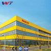 Высокое качество сборные металлические семинар по промышленному стальные конструкции зданий низкая стоимость сегменте панельного домостроения в холодный склад для хранения