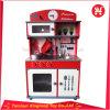 La Chambre en bois de jeu de jouet de cuisine de la birdie rouge préférée des enfants