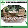 jeu de meubles de Bistros en bois de chêne 3PC