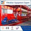 Filtre-presse automatique de chambre du principal 3 de la Chine pour la séparation de solide-liquide