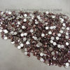 1440PCS Light Amethyst Flat Back Crystal Rhinestones 4mm Ss16 nenhum Hotfix