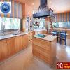 Hoge de Keukenkast van de manier polijst het Meubilair van de Keuken van de Keukenkast van pvc Geschikt voor de Grootte van het Huis