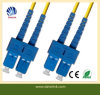Patchcord Sc UpcSc Upc Sm 9の125デュプレックス