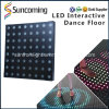 Grandes Proformance programable LED Interactivo de baile luces de piso