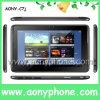 PC van de tablet met TV en Telefoongesprek C7j